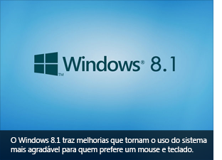 Cinco bons motivos para migrar para o Windows 8.1